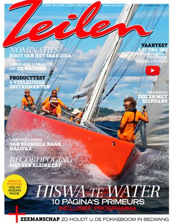 Zeilen magazine