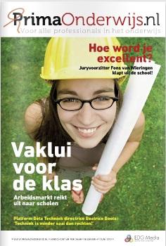PrimaOnderwijs, magazine voor onderwijsprofessionals