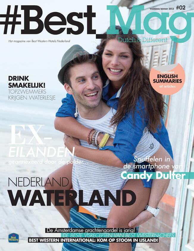 #Best_Mag, magazine van Best Western