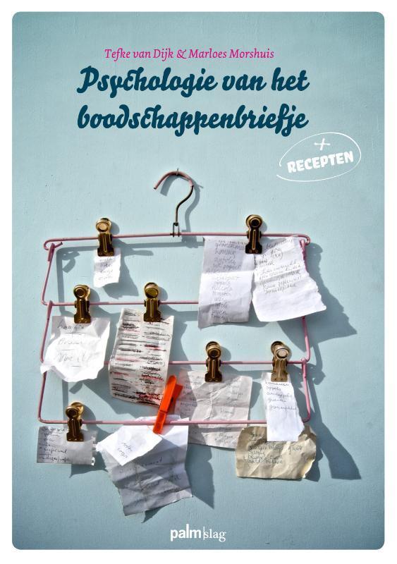 Psychologie van het boodschappenbriefje