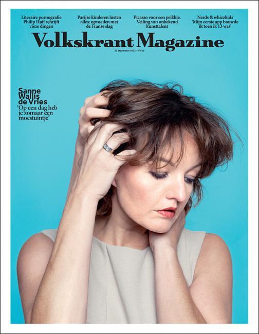 Volkskrant magazine, rubriek Boodschappenbriefje