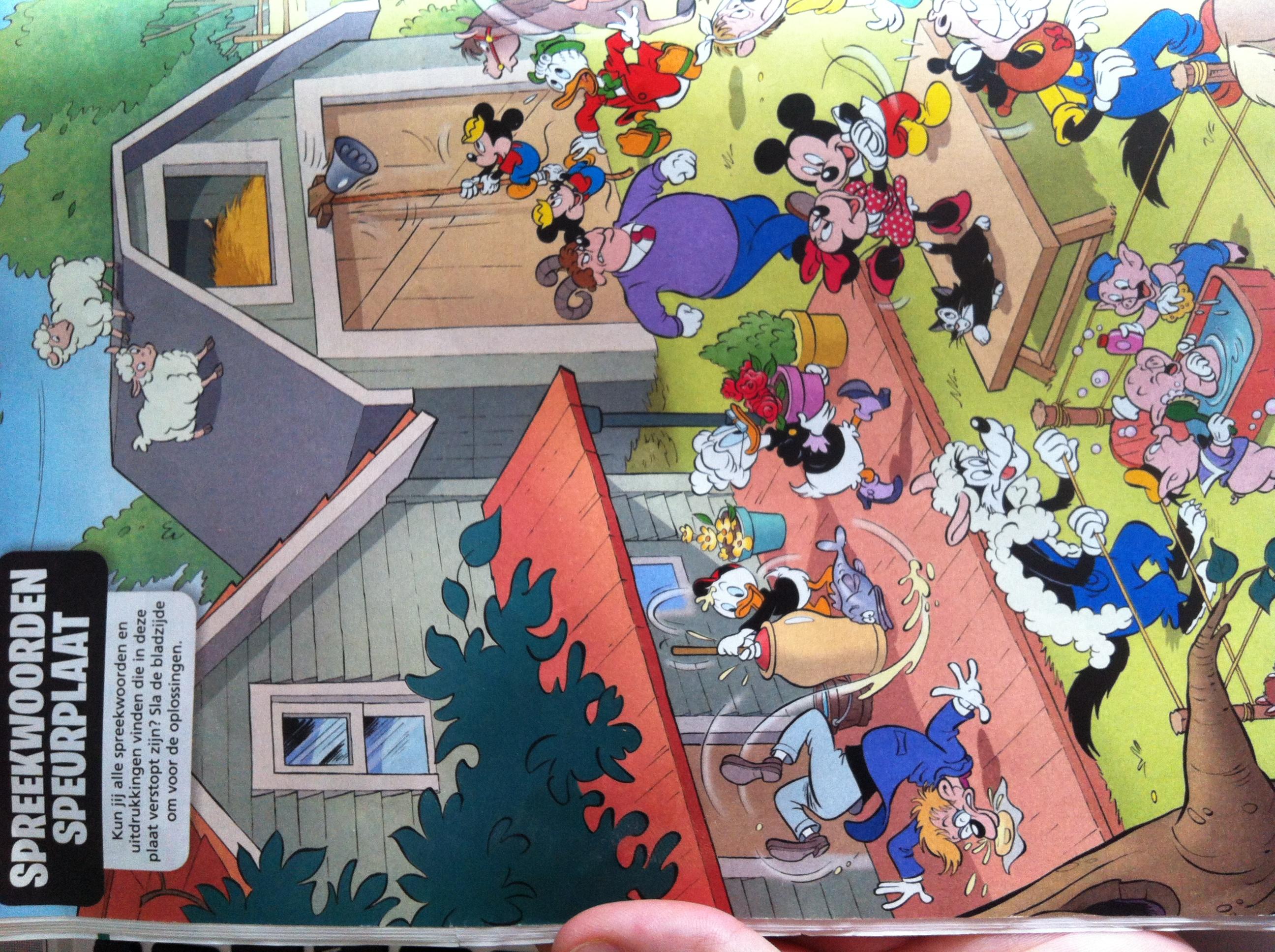 Kleurplaten Kleine Donald Duck.Spreekwoorden Kleurplaat Donald Duck Antwoorden Krijg Duizenden