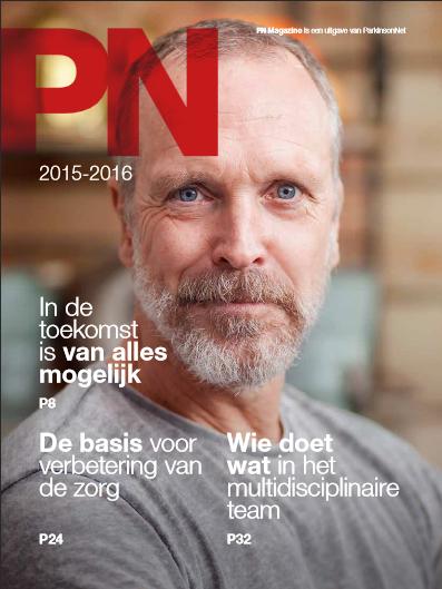 PN Magazine, tijdschrift van ParkinsonNet
