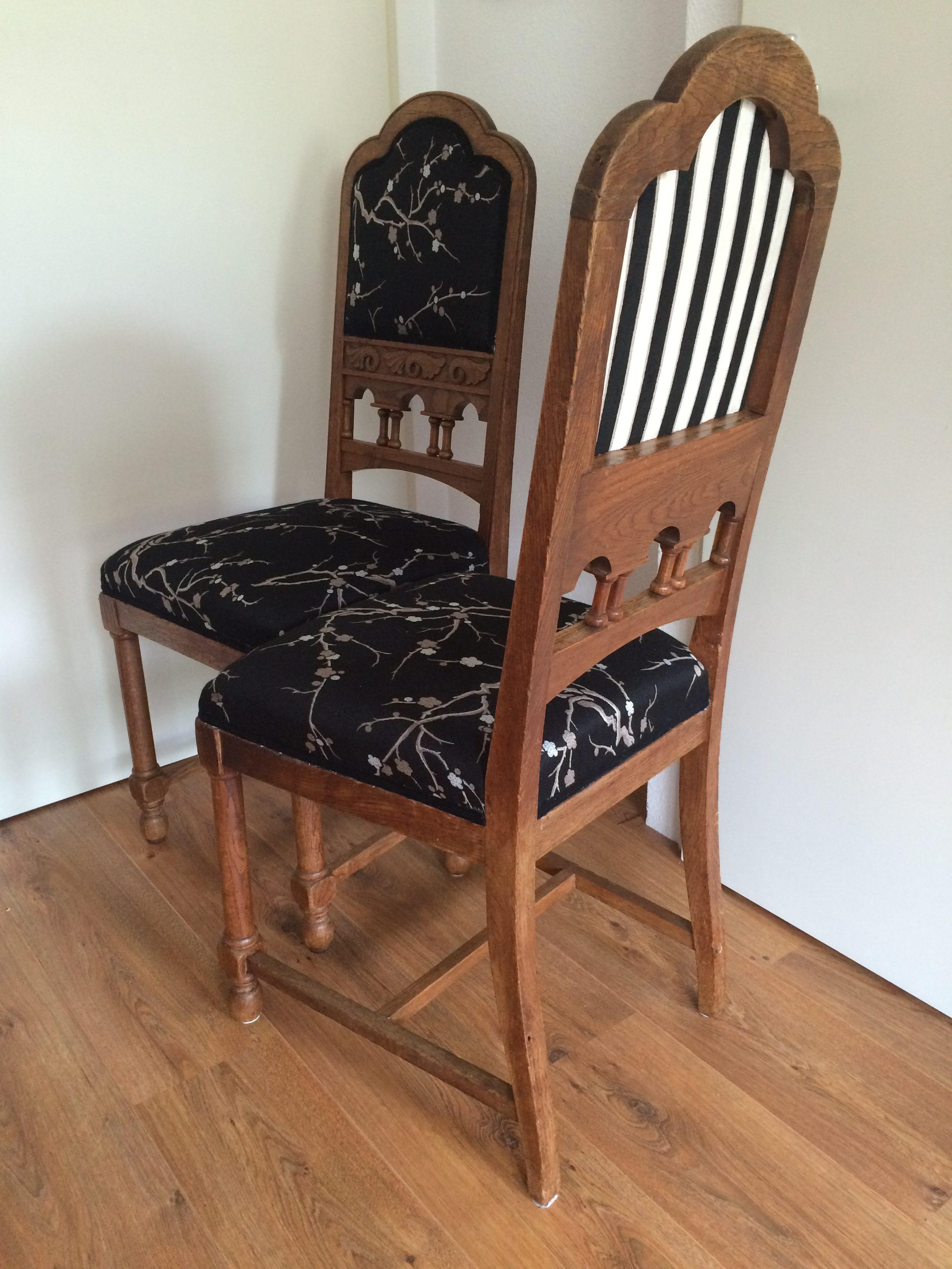 Verhaal van de stoel