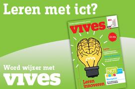 Vives: innovatie en ict in onderwijs