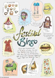 Festivalbingo