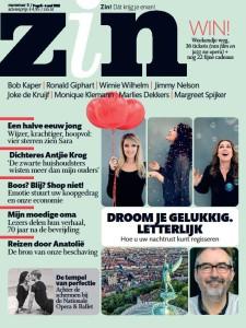Zin magazine, persoonlijk verhaal Mindful op St. Maarten