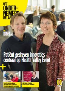 Magazine Hét Ondernemersbelang: reportages en interviews